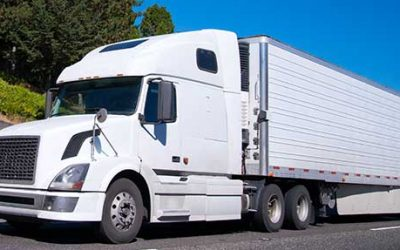 LTL carriers are starting to see a slight improvement