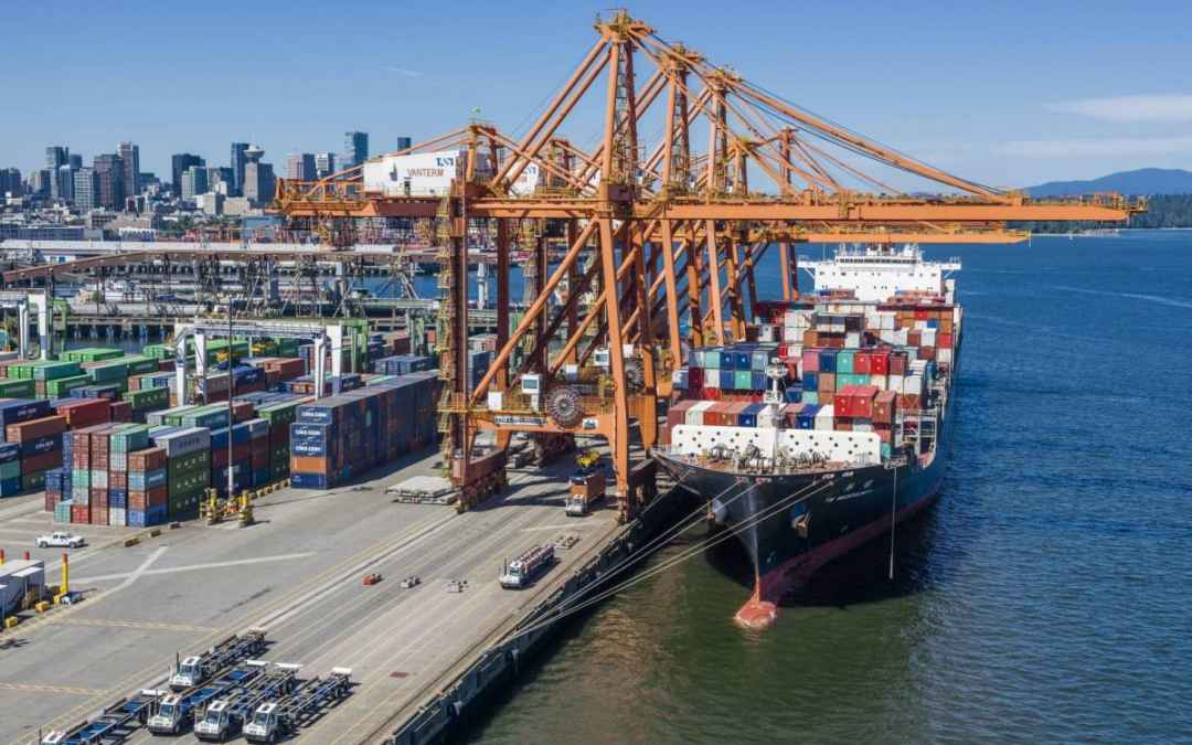 Port of Vancouver USA Confirms Record-Breaking Shipment